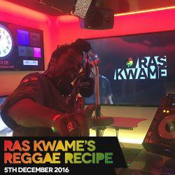 #ReggaeRecipe 05/12/2016