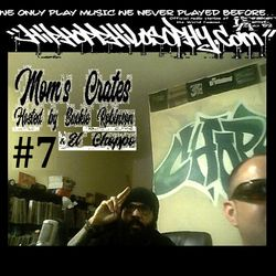Mom's Crates #7 - Hosted by Back1 and El Choppo - HipHop Philosophy Radio