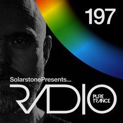 Solarstone presents Pure Trance Radio Episode 197