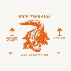 RICH TERRAINS - AUGUST 1 - 2016