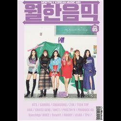 MONTHLY KOREAN MUSIC MIX VOL.05