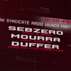 Low Syndicate & Friends 001 - Mourra B2B Duffer