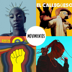 Movimientos: SOAS Radio April 18