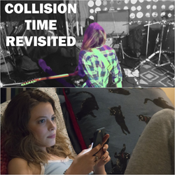 Collision Time Revisited 1604 - The Girl From Community Who's Not Alison Brie