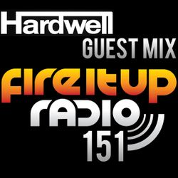 FIUR151 / Hardwell Guest Mix / Fire It Up 151