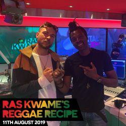 Reggae Recipe - 11/08/19 (Reggae / Dancehall / Bass / Bashment / Afrobeats)