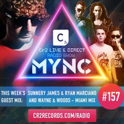 MYNC Presents Cr2 Live & Direct Radio Show 157 with Cr2 Miami 2014 Mixes