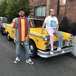 2019.08.24 - Amine Edge & DANCE @ SW4 Festival, London, UK