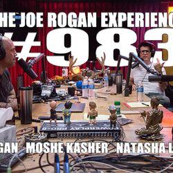 #983 - Natasha Leggero & Moshe Kasher