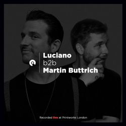 Luciano b2b Martin Buttrich - Printworks London 2017