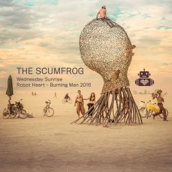 Scumfrog - Robot Heart - Burning Man 2016