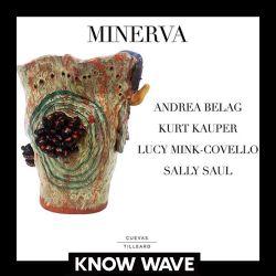 MINERVA at Fortnight w Andrea Belag, Kurt Kauper, Lucy Mink Covello and Sally Saul - June 8th 2016