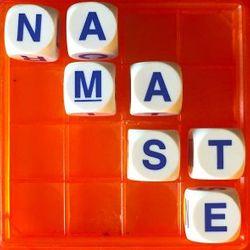 55. Namaste