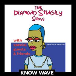 The Diamond Stingily Show live from Warm up at MoMa PS1 - July 8th, 2017