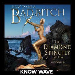 The Diamond Stinigly Show #10 w/ Martine Syms - May 28th 2017