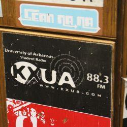 Touring Radio Station KXUA - #69