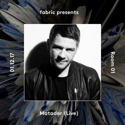 Matador RUKUS x fabric Presents Promo Mix