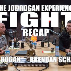 Fight Recap w/ Brendan Schaub