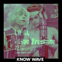 Live Presence w Kayla Guthrie and La Al - July 3rd, 2017