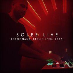 Solee LIVE @ Kosmonaut, Berlin (February 2016)