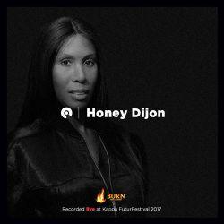 Honey Dijon - Kappa FuturFestival 2017 - BURN Stage (BE-AT.TV)
