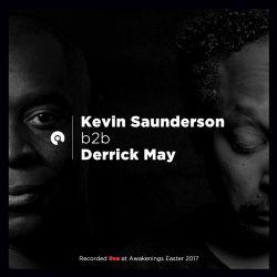 Kevin Saunderson b2b Derrick May - Awakenings 20 (BE-AT.TV)