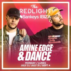 2017.07.03 - Amine Edge & DANCE B2b MK B2b Clyde P B2b Tim Baresko @ Red Light - Sankeys, Ibiza, SP