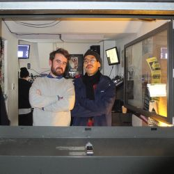 Rush Hour Takeover on NTS Radio with John Gomez and Hunee