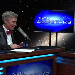 Cosmic Queries: Altered States, with Bill Nye