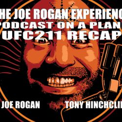 Podcast on a Plane UFC 211 Recap