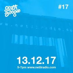 The SlothBoogie Radio Show - 13.12.17