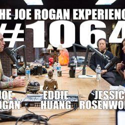 #1064 - Eddie Huang & Jessica Rosenworcel