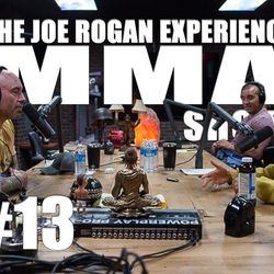 JRE MMA Show #13 with Rose Namajunas & Pat Barry