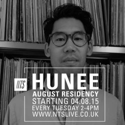 NTS Radio - August 2015 Residency - Part 4