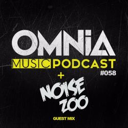 Omnia Music Podcast #058 / Incl. Noise Zoo Guestmix (27-09-2017)