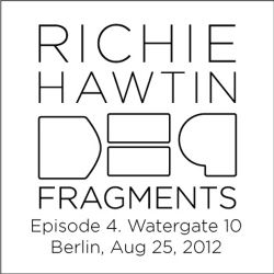 Richie Hawtin: DE9 Fragments 4. Watergate 10 Year (Berlin, August 25, 2012)