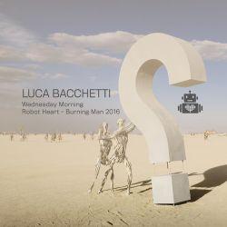 Luca Bacchetti - Robot Heart - Burning Man 2016