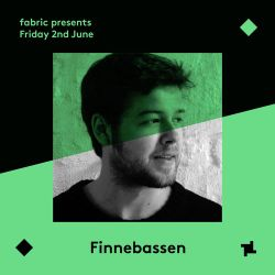 Finnebassen x fabric Presents Promo Mix