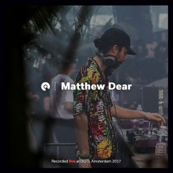 Matthew Dear @ DGTL Amsterdam 2017 (BE-AT.TV)