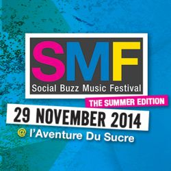 Darin Epsilon - Live @ Social Buzz Music Festival In Mauritius [Nov 29 2014]