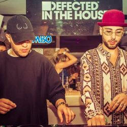2017.06.04 - Amine Edge & DANCE @ Defected Pre - Party - Cafe Mambo, Ibiza, SP