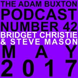 EP.42 - BRIDGET CHRISTIE & STEVE MASON
