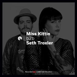 Seth Troxler B2b Miss Kittin - IMS 2017 (BE-AT.TV)