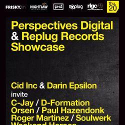 Darin Epsilon - Perspectives @ ADE 2016 (WKQX 101.1 FM Guest Mix + Interview)
