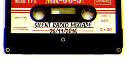 The Silent Radio Show Mixtape 26/11/2016