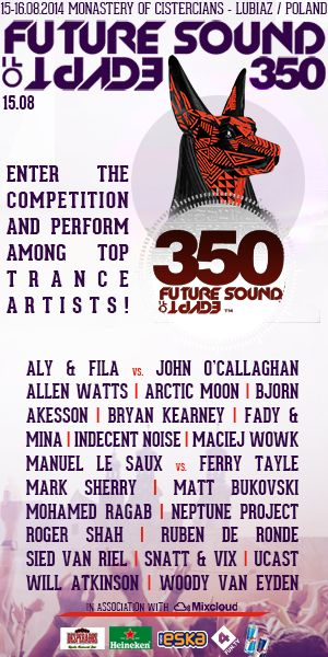 Future Sound of Egypt 2014 DJ Competition