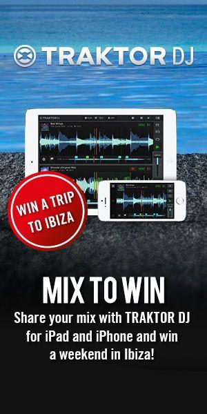 TRAKTOR DJ x Mixcloud
