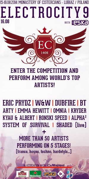 Electrocity 2014 DJ Competition