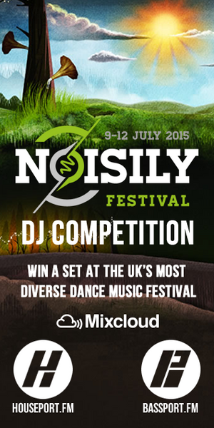 Noisily Festival 2015 DJ competition