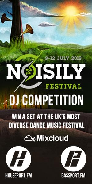 Noisily Festival 2015 DJ competition